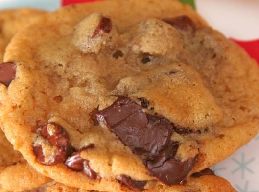 Chocolate Chip (Chunk) Cookies
