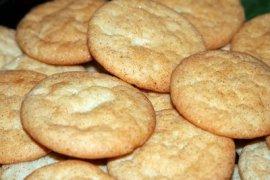 Snickerdoodles (Betty Crocker's Way)