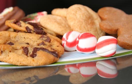 Cookies for Caroling