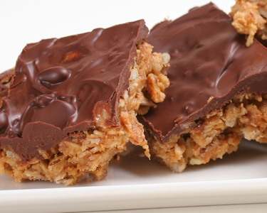 Homemade Granola Bars3