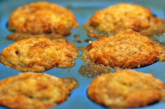 Waste not Muffins