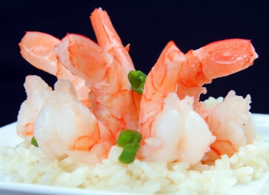 Boil and Peel Shrimp