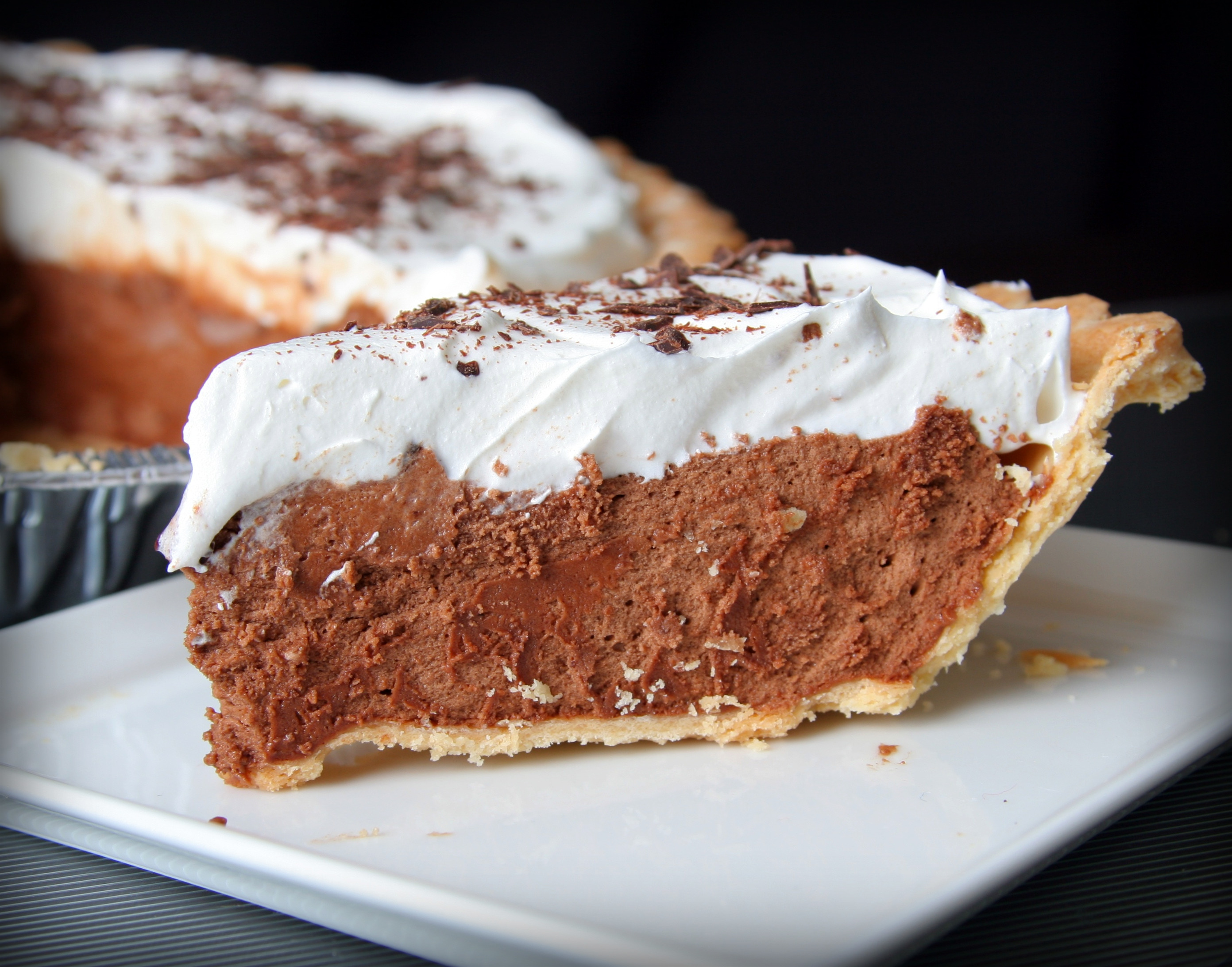French Silk Pie | Bake Me More